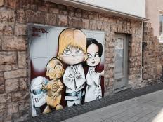 aachen Graffiti