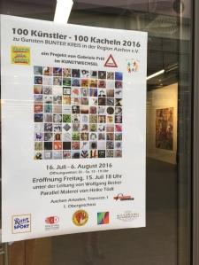 100 Künstler - 100 Kacheln