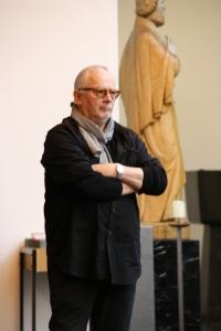 Karl von Monschau, Künstler und Kurator.