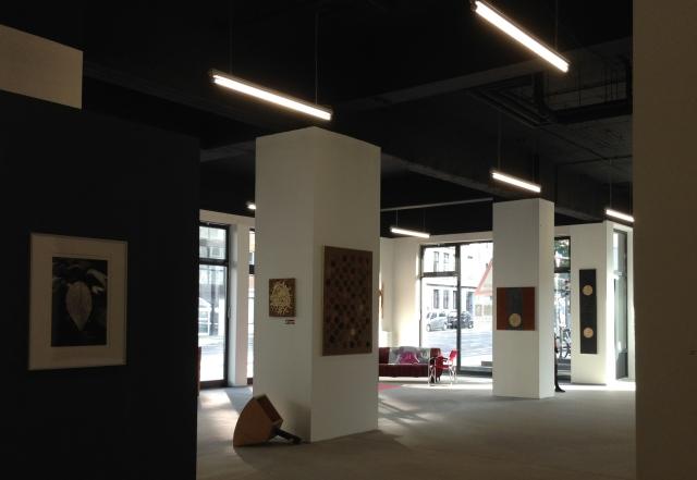 """Und wieder gibt es eine neue Ausstellung in den Räumen von """"Kunstwechsel""""."""