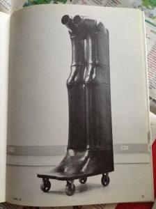 """""""Der Späher"""", 1974."""
