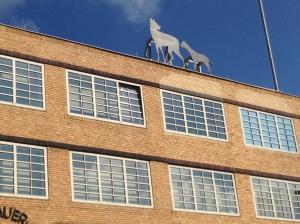 Das Ludwig Forum für internationale Kunst befindet sich, etwas ungünstig gelegen, im Ostviertel der Stadt an der Jülicher Straße. Dort soll es auch bleiben.