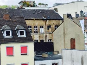 Aachen Parkhaus Büchel