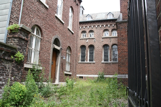 Verlassenes Karmelitinnen Kloater in Aachen