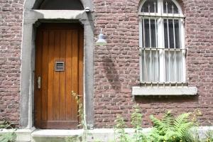 Warum darf hier niemand wohnen? Die Nonnen haben das Kloster längst verlassen.