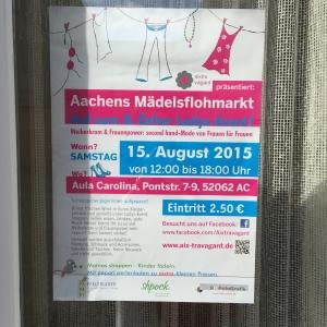 Flohmarkt Aachen