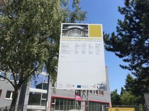 Das alte Straßenbahndepot im Aachener Ostviertel soll Kulturzentrum werden.