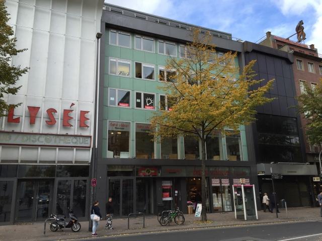 Hotel Aachen Theater
