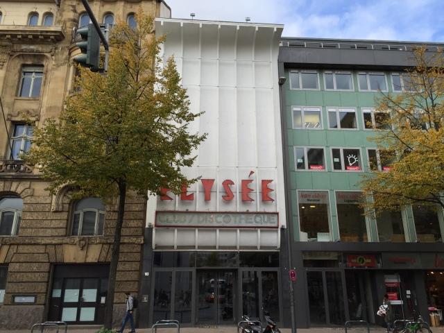 Abwechslung im Stadtbild, wer würde sich das nicht wünschen. Deshalb: Helft mit, eine alte Kino-Fassade zu erhalten.