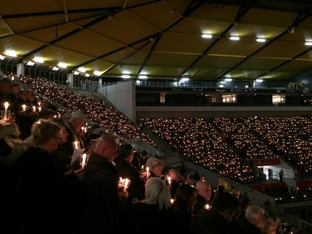 Aachen Weihnachtssingen