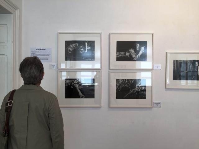 """Sehenswerte Ausstellung in Monschau im KuK: Will McBride. Titel: """"Ein sensibler Realist""""."""