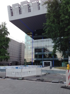 Im Super C der RWTH Aachen (Foto) und in einem Hochschule-Gebäude der RWTH in der Wüllnerstraße finden die Vorträge statt. Foto: Archiv