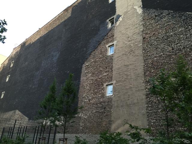 Berlin hat Brandmauern, da kann unsereins nur staunen.