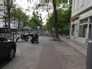 Fahrradweg berlin