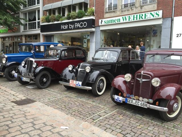 Oldtimer Aachen