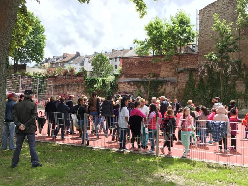 neuer Park Aachen