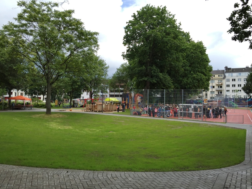 Suermondt Park Aachen