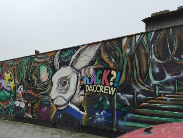 Aachen, Graffiti