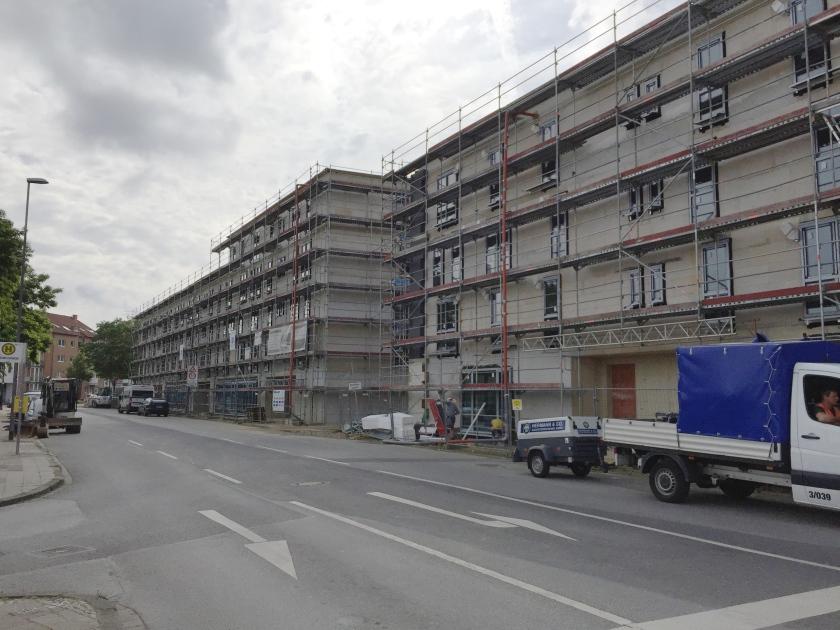 Wohnungen bauen in Aachen
