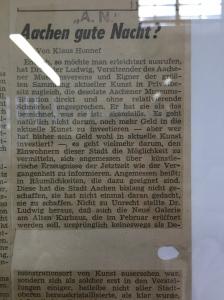Honnef Ludwig Forum