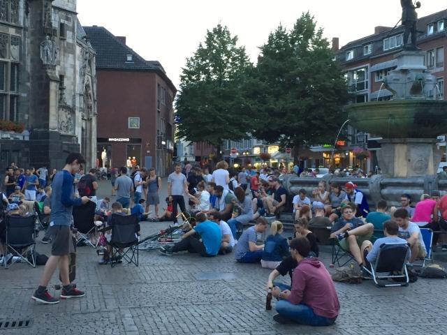 pokemonGo Aachen