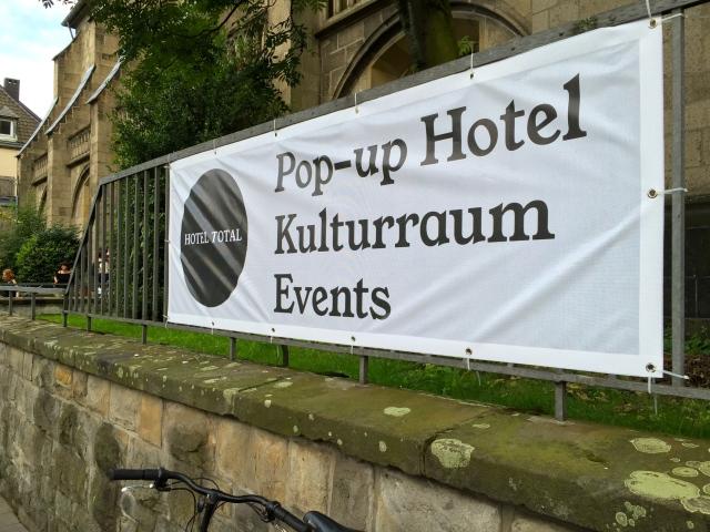 pop-up hotel aachen