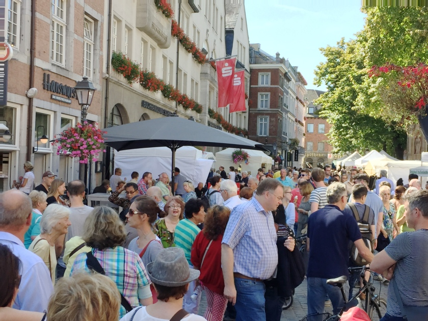 handwerkermarkt Aachen