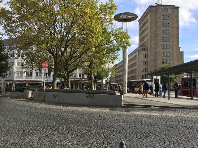 Bahnhof Aachen Vorplatz