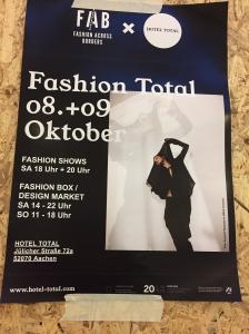 """Ganz schön viele Veranstaltungen, die das """"Hotel total"""" diesen Herbst anbietet. Allerdings ist völlig offen, wie es mit der neuen Einrichtung im November weitergeht."""
