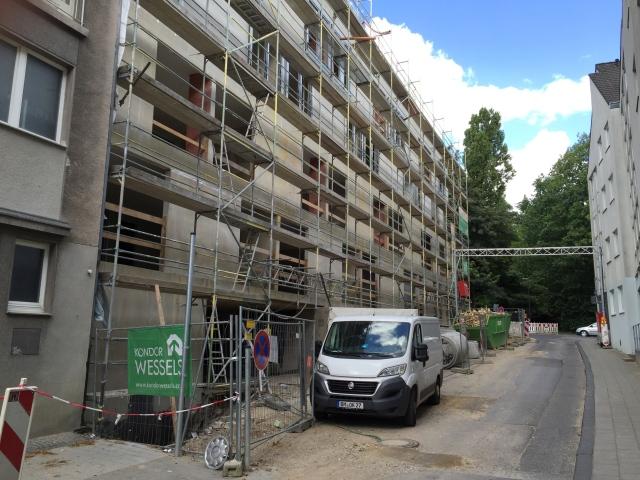 Aachen Wohnungsbau