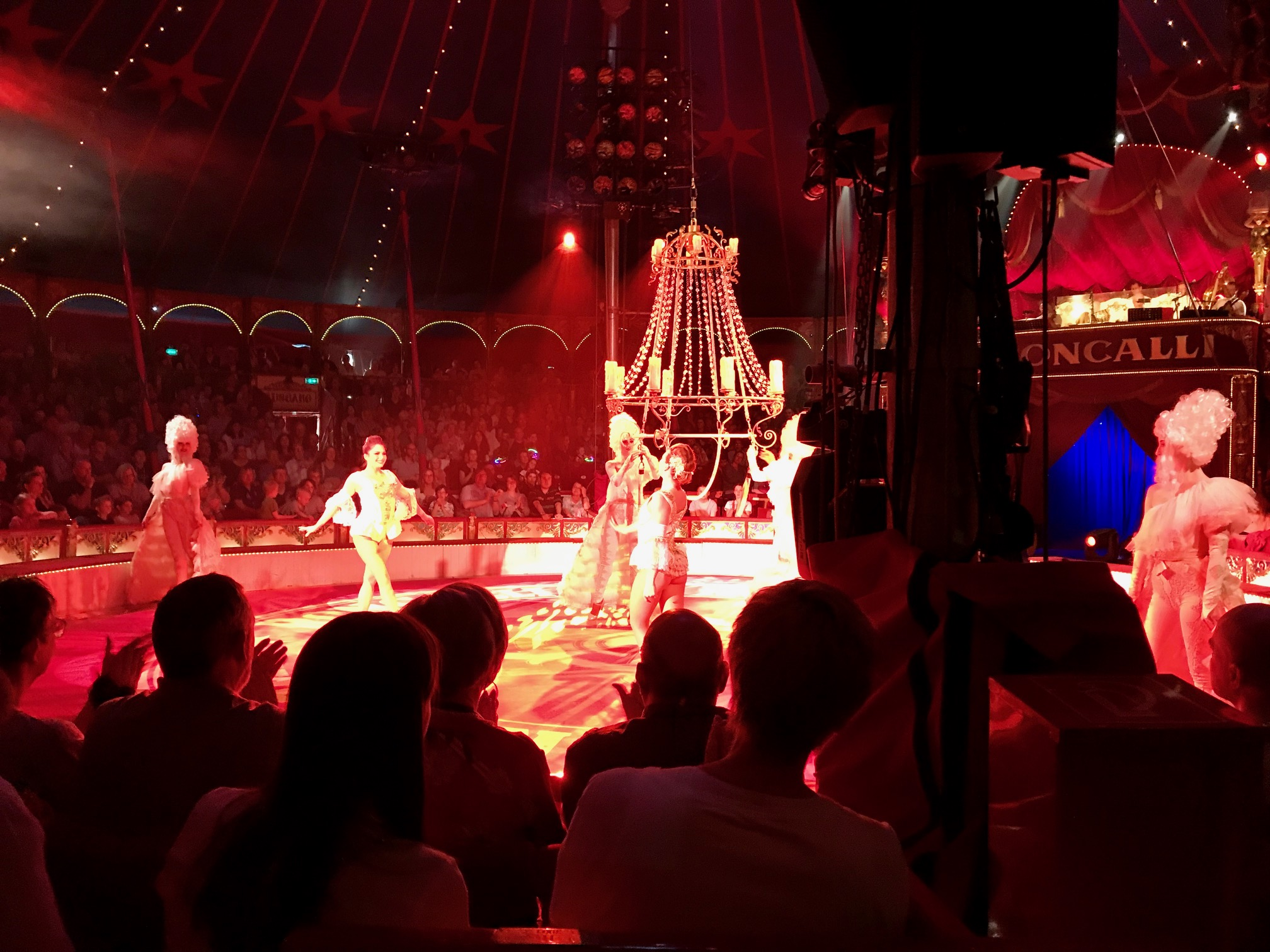 Circus Roncalli in Aachen