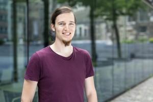 Mitglied im Mobilitätsausschuss und Mitglied der Bezirksvertretung Aachen-Mitte: Matthias Achilles.