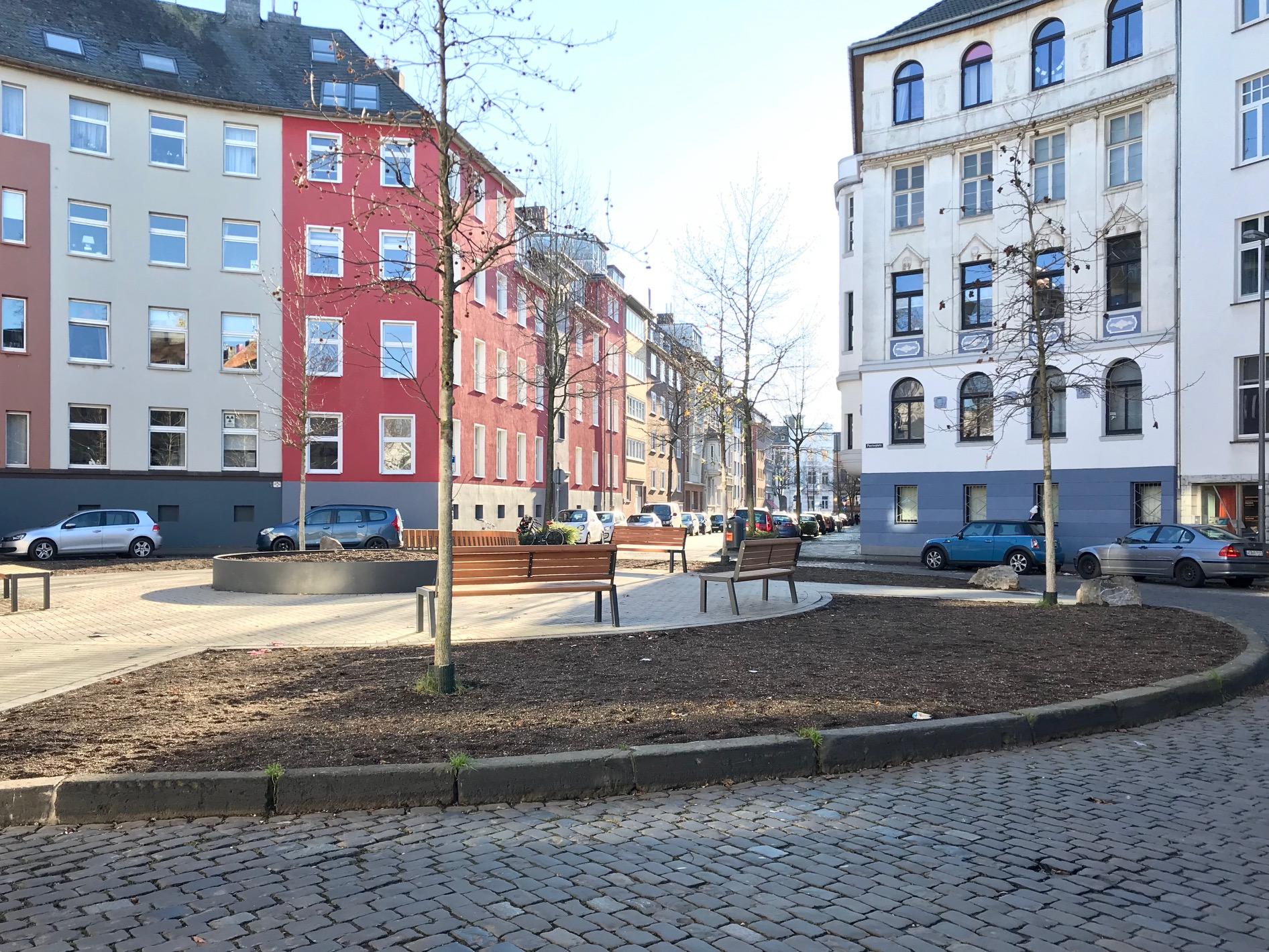 Bürgerinnen und Bürger tragen wieder ihre Anliegen vor: besser parken, besser gestalten, besser entsorgen