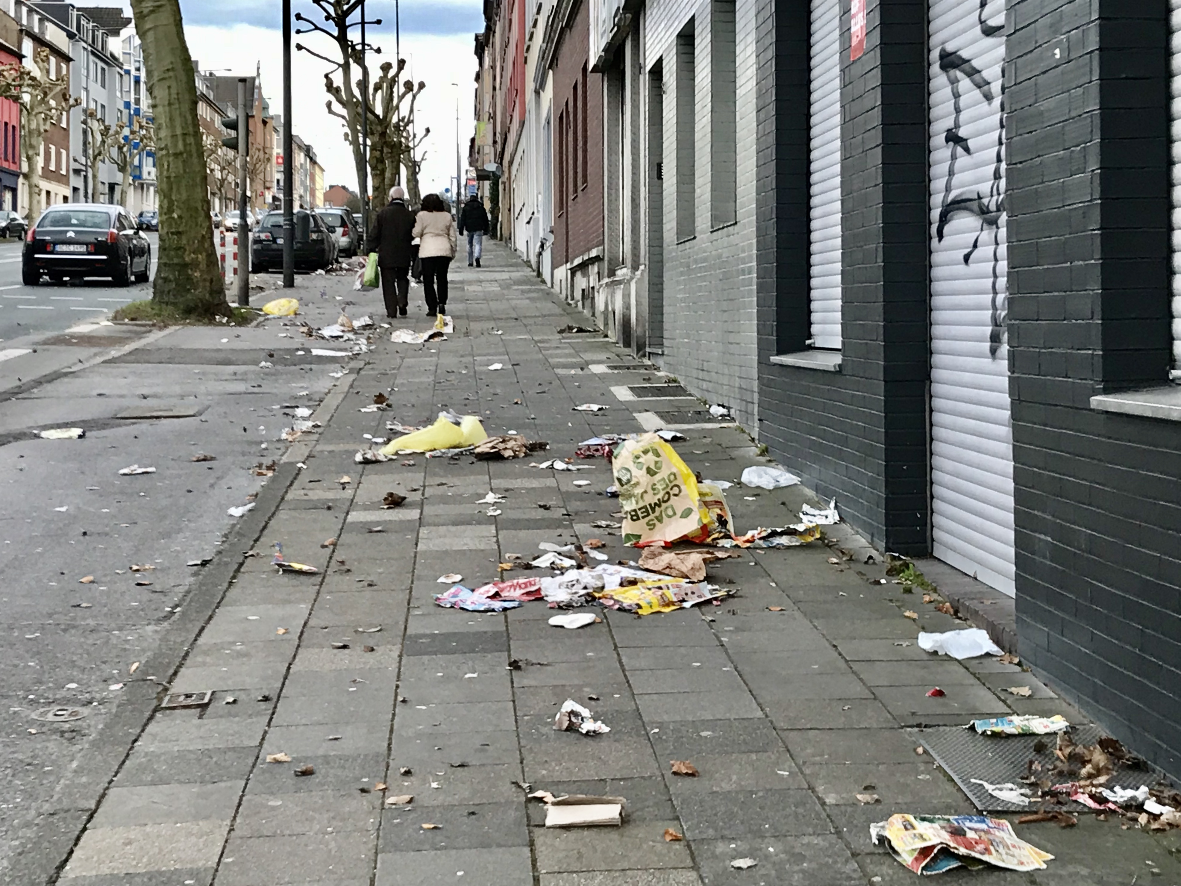 Krass: Sturm hinterlässt Spuren in Aachen – Neue Brücke endlich fertig